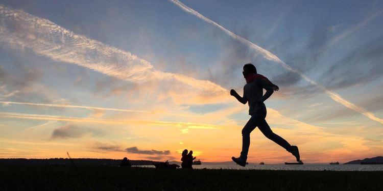 这样跑步想不瘦都难