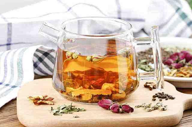 减肥茶 荷叶山楂减肥茶副作用有哪些 减肥茶