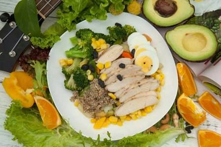 健康减肥餐