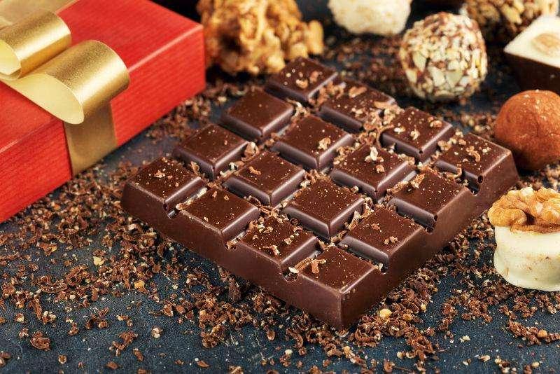 黑巧克力减肥