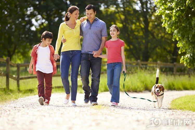 散步是有氧运动吗?减肥效果如何? 运动减肥 第3张