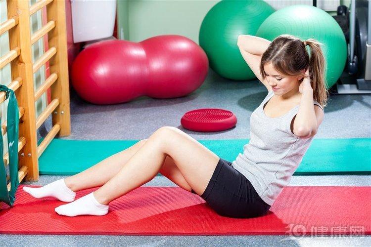 仰卧板可以帮助女生们减肥练腹肌嘛? 运动减肥 第1张