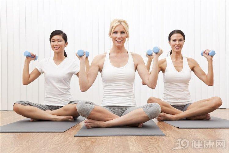三个动作堪比一个健身房:一月快速瘦手臂! 瘦手臂 第1张