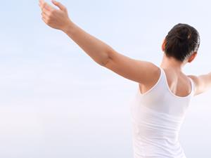 穴位按摩:轻松瘦手臂 瘦臀 第1张