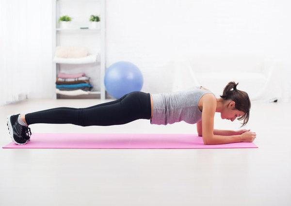 每天五分钟 修炼出紧致臀部! 瘦臀 第3张