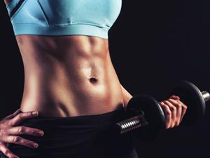 5组运动快速瘦手臂 消灭赘肉变纤细 瘦臀 第1张