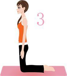 最有效的瘦手臂方法 前后摆摆5分钟瘦手臂 瘦臀 第2张