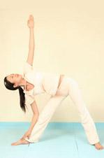 三个减肥瑜伽动作  足不出户练出好身材 瑜伽减肥 第2张