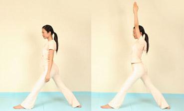三个减肥瑜伽动作  足不出户练出好身材 瑜伽减肥 第1张
