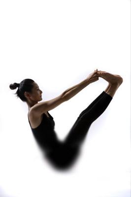 三式居家减肥瑜伽 随时随地享瘦 瑜伽减肥 第1张