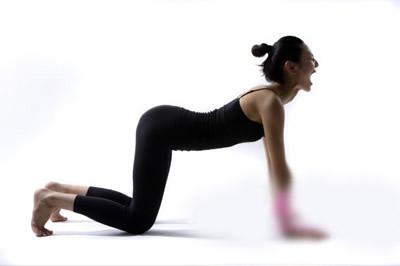 三式居家减肥瑜伽 随时随地享瘦 瑜伽减肥 第3张