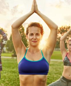 四式瘦腿瑜伽 立刻消灭萝卜腿 瑜伽减肥 第1张