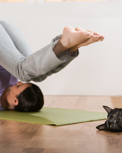 怎样丰胸 简单瑜伽和平胸说拜拜(图) 瑜伽减肥 第2张