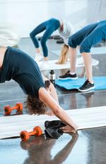 怎样丰胸 简单瑜伽和平胸说拜拜(图) 瑜伽减肥 第3张