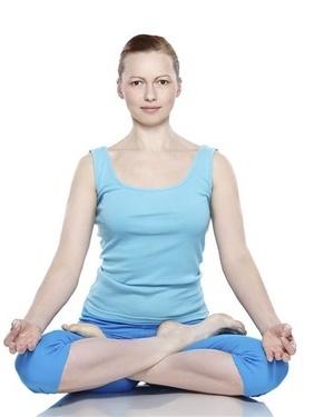 站立式瘦腰减肥瑜伽 有效减肚子 瑜伽减肥 第3张