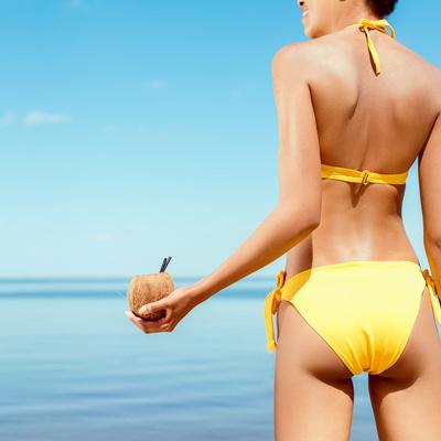 15分钟瘦身瑜伽动作 完美身体曲线 瑜伽减肥 第1张