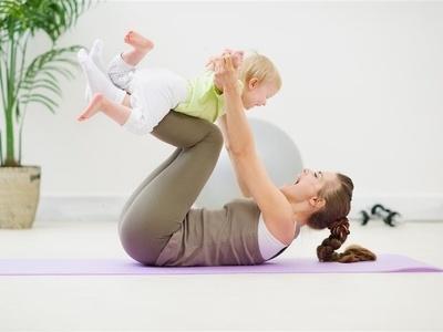虎伸展式瑜伽动作 让你臀部起翘起来 瑜伽减肥 第1张