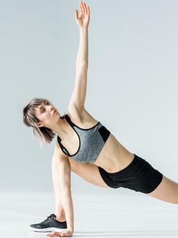 8式瘦腰柔软瑜伽 打造性感小蛮腰 瑜伽减肥 第1张