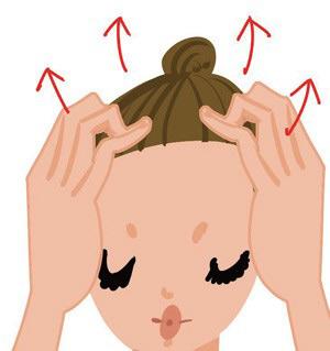 简单瘦脸瑜伽按摩 紧致松弛肌肤(图) 瘦脸 第1张