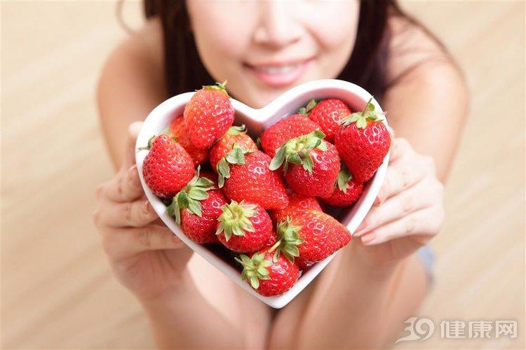 减肥期间,吃草莓还是不吃? 水果减肥 第2张