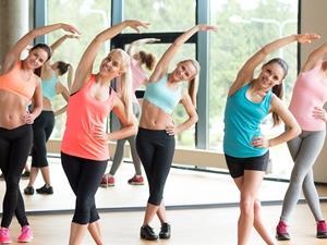高效减肥 可以试试瘦身健身操 运动减肥 第1张