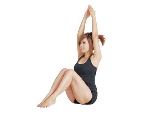 郑多燕塑身操 睡前动一动瘦腰又收腹(图) 运动减肥 第4张