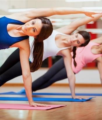 6个减肥瑜伽动作 让你越来越瘦 瘦身减肥动作 第1张