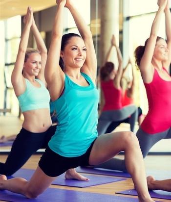 6个减肥瑜伽动作 让你越来越瘦 瘦身减肥动作 第2张