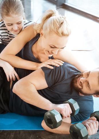摆动身体 4招让你猛瘦身 摆动身体 4招让你猛瘦身 运动减肥