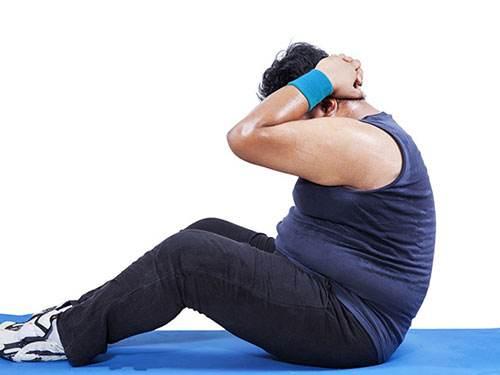 如何快速瘦腰 腰围粗患癌风险高 如何快速瘦腰? 瘦腰